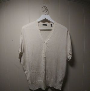ATM 100% Cashmere Oversize Tee